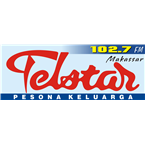 Telstar FM Makassar 102.7 FM Indonesia, Makassar