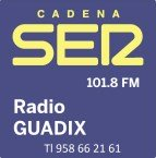 RADIO GUADIX CADENA SER 101.8 FM Spain, Granada