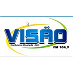 Rádio Visão 104.9 FM Brazil, Cachoeira Dourada