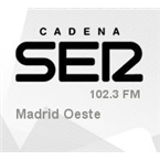 Cadena SER - Madrid Oeste 102.3 FM Spain, Madrid