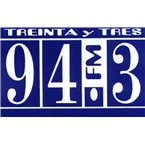 Treinta y Tres FM 94.3 FM Uruguay, Treinta y Tres