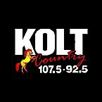 Country 107.5 107.5 FM USA, Flagstaff-Prescott