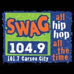 Swag 104.9 93.5 FM USA, Carson City