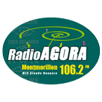 Radio Agora 106.2 FM France, Poitiers