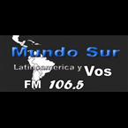 Radio Mundo Sur FM 106.5 FM Argentina, Buenos Aires