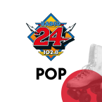 Radio 24 Pop 102.8 FM Switzerland, Zürich