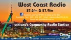 West Coast Radio WCR 87.6Fm 87.6 FM New Zealand, Auckland