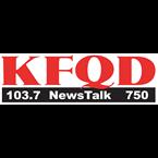 Newstalk 750 103.7 KFQD 103.7 FM United States of America, Anchorage