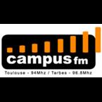 Campus FM Toulouse 94.0 FM France, Toulouse