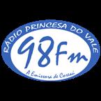 Rádio Princesa do Vale FM 98.7 FM Brazil, Fortaleza