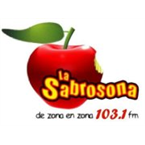 LA SABROSONA 103.1 FM Guatemala, Coban
