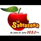 LA SABROSONA 103.1 FM Guatemala, Cobán