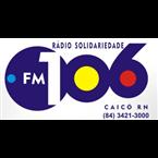 Rádio 106 FM 106.3 FM Brazil, Caico