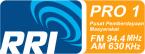 RRI P1 Makassar 94.4 FM Indonesia, Makassar