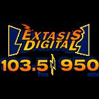 Éxtasis Digital 103.5 FM Mexico, Tuxtla Gutiérrez