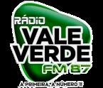 Rádio Vale Verde FM 87.9 FM Brazil, Ceará Mirim