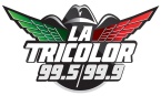 La Tricolor 99.5 FM y 99.9 FM 99.9 FM USA, Carmel Valley