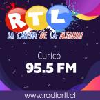 RTL Curico 95.5 FM Chile, Curicó