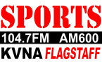 KVNA Sports 104.7 FM USA, Flagstaff