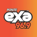 Exa FM 96.9 República Dominicana 96.9 FM Dominican Republic, Santo Domingo de los Colorados