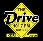 The Drive Tucson 101.7 FM United States of America, Oro Valley