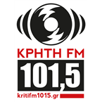Kriti fm 101.5 101.5 FM Greece, Chania
