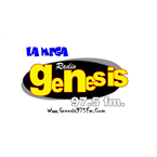 Genesis 97.5 fm 97.5 FM Dominican Republic, Santo Domingo de los Colorados