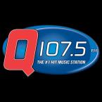 Q107.5 107.5 FM United States of America, Memphis