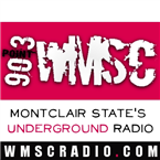 WMSC 90.3 FM United States of America, Upper Montclair