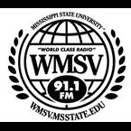 WMSV 91.1 FM USA, Starkville