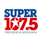 Super 107.5 107.5 FM Argentina, Rosario