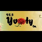 Yvoty FM 93.5 FM Paraguay, Asunción