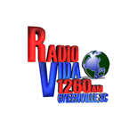 WPJF Radio Vida 1260Am 1260 AM USA, Greenville