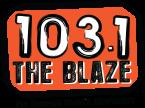 103.1 The Blaze 103.1 FM Chile, Valparaíso