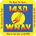 WNAV 1430 AM USA, Annapolis