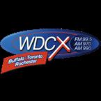 WDCX Radio 970 AM USA, Buffalo