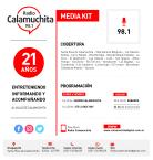 Radio Calamuchita 91.5 FM Argentina, Santa Rosa De Calamuchita
