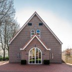 Christelijke Gereformeerde Kerk Middelharnis Netherlands
