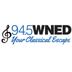 WNED-FM 89.7 FM USA, Jamestown
