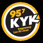 95.7 KYK 95.7 FM Canada, Saguenay