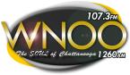 WNOO-AM 1260 AM USA, Chattanooga