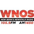 WNOS 1450 AM United States of America, New Bern