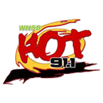 WNSB (Hot 91) 91.1 FM USA, Norfolk