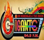 RADIO FM GIGANTE BOLIVIA 94.9 FM Bolivia, Chulumani