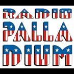 Radio Palladium The Black Box 105.3 FM Italy, Vicenza