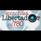 Radio Libertador 780 AM Argentina, Mendoza