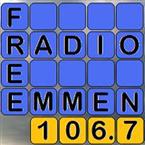 Free Radio Emmen 106.7 FM Netherlands, Emmen