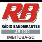 Rádio Bandeirantes Imbituba 100.3 FM Brazil, Tubarão