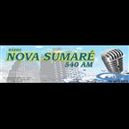 Rádio Nova Sumaré 540 AM Brazil, Sumare