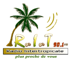 Radio Inter Tropicale 90.1 FM Martinique, Le Gros-Morne